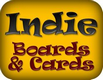Indie Boards&Cards