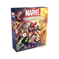 Настолна игра Marvel Champions - The Card Game