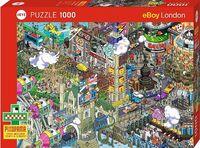 Пъзел Heye от 1000 части - Лондон