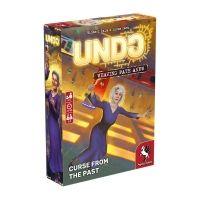Настолна игра UNDO - Curse from the Past