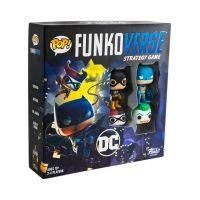 Настолна игра Funkoverse - DC Comics