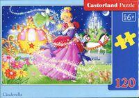 Пъзел Castorland от 120 части - Пепеляшка