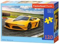 Пъзел Castorland  от 120 части - Спортна кола
