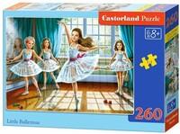 Пъзел Castorland от 260 части - Малки балерини