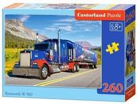 Пъзел Castorland от 260 части - Камион