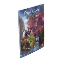 Ролева игра Frostgrave - The Red King