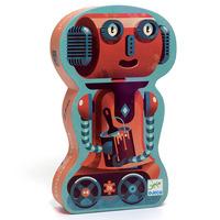 Djeco пъзел робот 36 части