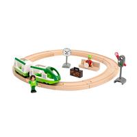 Brio комплект влакче и релси Circle train