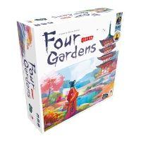 Настолна игра Four Gardens