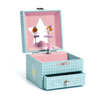 Djeco музикална кутия Delicate ballerina