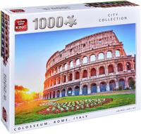Пъзел King от 1000 части - Колизеума в Рим, Италия
