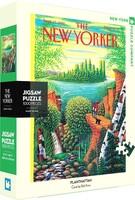 Пъзел New York Puzzle от 1000 части - Красиви места