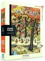 Пъзел New York Puzzle от 1000 части - Есен в гората