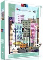 Пъзел New York Puzzle от 1000 части - Градски живот