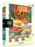 Пъзел New York Puzzle от 1000 части - Индийски деликатеси