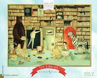 Пъзел New York Puzzle от 1000 части - В библиотеката