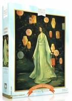 Пъзел New York Puzzle от 1000 части - Магична девойка