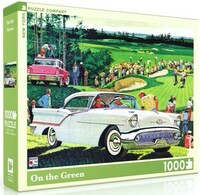 Пъзел New York Puzzle от 1000 части - На поляната