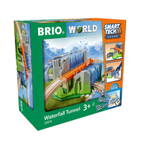 Brio комплект тунел на водопад Smart tech