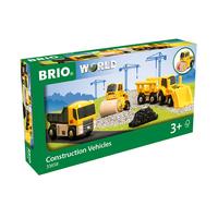 Brio комплект строителни машини