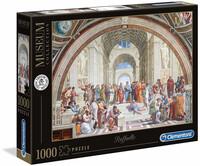 Пъзел Clementoni от 1000 части - Атинското училище, Рафаело