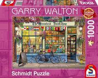 Пъзел Schmidt от 1000 части - Книжарница, Гари Уолтън