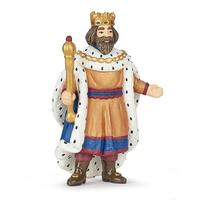 Papo фигурка King with gold sceptre