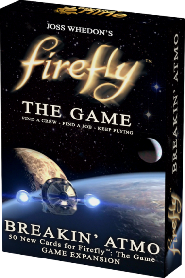 FIREFLY: BREAKIN ATMO - GAME BOOSTER