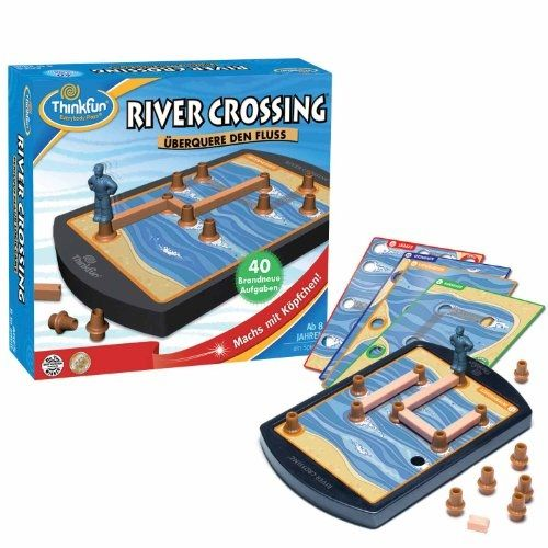 Настолна игра River Crossing