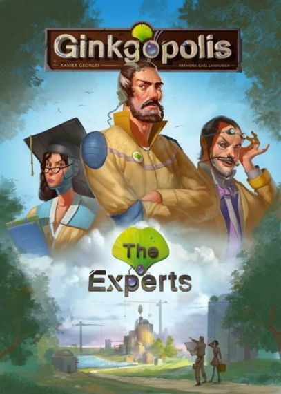 GINKGOPOLIS - THE EXPERTS ERWEITERUNG - Expansion