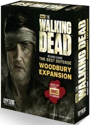 THE WALKING DEAD - THE BEST DEFENSE - WOODBURY EXPANSION