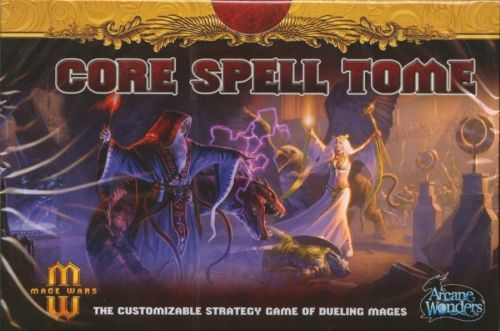 MAGE WARS - CORE SPELL TOME 1 - Expansion
