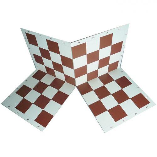Дъска за шах - сгъваема от картон - 46/46