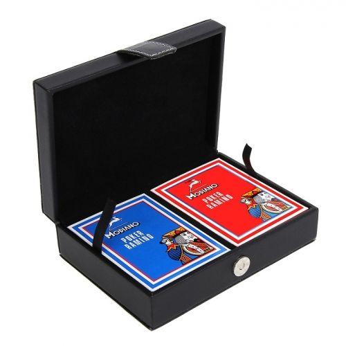 Карти за игра в кожена кутия