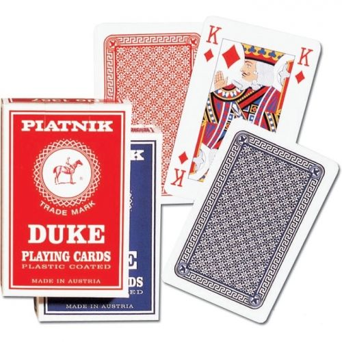 Карти за игра Piatnik, модел Duke