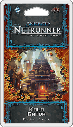 ANDROID: NETRUNNER The Card Game - Kala Ghoda - Data Pack 1