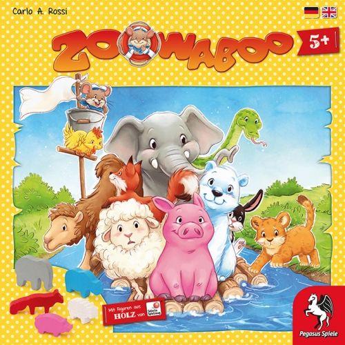 Настолна игра Zoowaboo