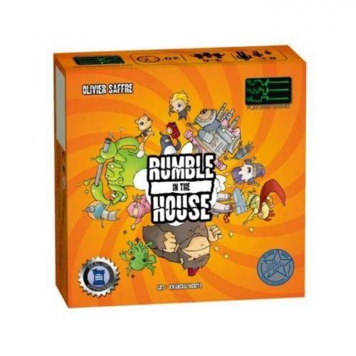 Настолна игра Rumble in the House
