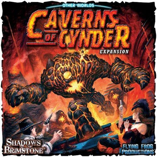SHADOWS OF BRIMSTONE - CAVERNS OF CYNDER Expansion