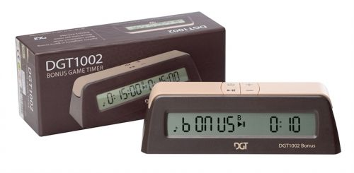 Шах часовник DGT 1002