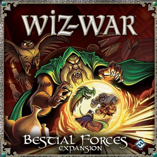 WIZ WAR - BESTIAL FORCES - Expansion