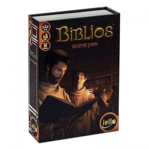 Настолна игра Biblios