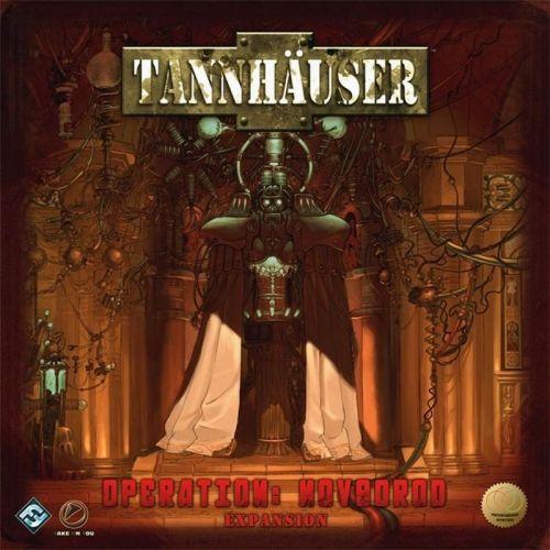 TANNHAUSER - OPERATION: NOVGOROD - Expansion