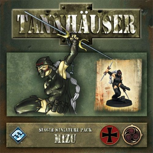 TANNHAUSER - MIZU - SINGLE FIGURE PACK