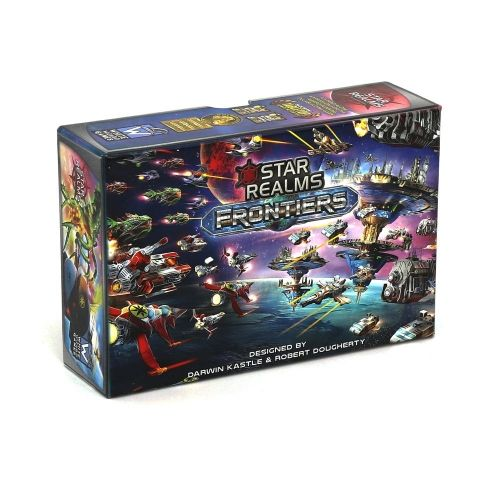 WHITE WIZARD GAMES STAR REALMS: FRONTIERS
