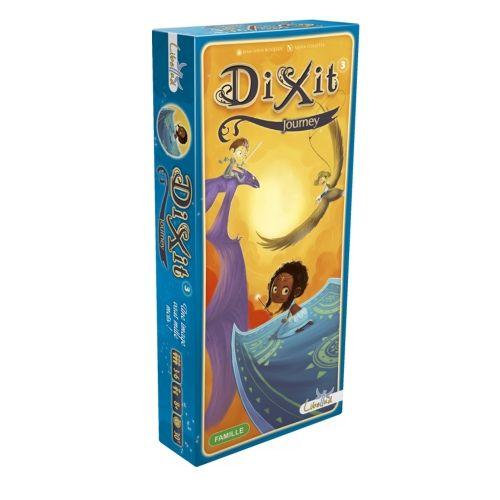 Разширение за настолна игра Dixit: Journey 3