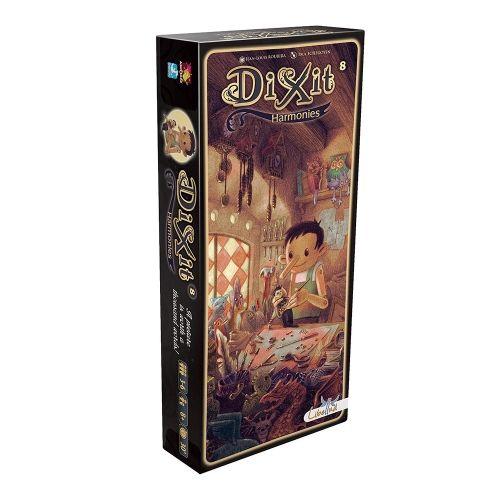 Разширение за настолна игра Dixit: Harmonies 8