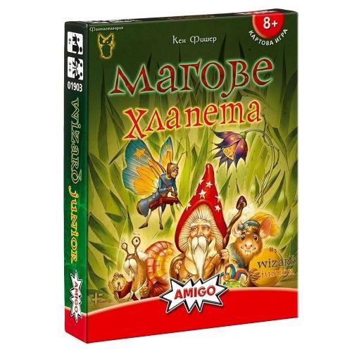 Настолна игра Магове Хлапета