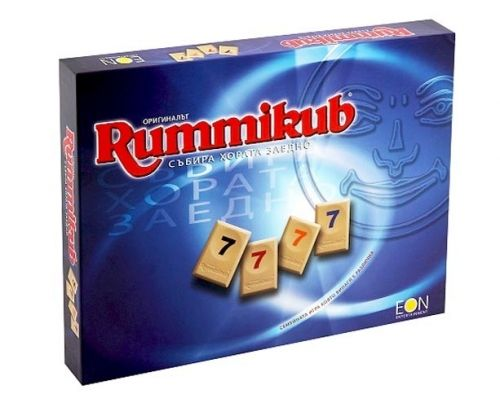 Румикуб - Цифри (Класически) / Rummikub