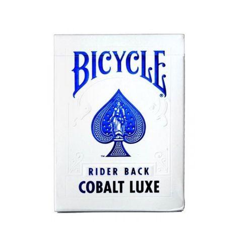 Карти за игра Bicycle Metallux Cobalt Luxe